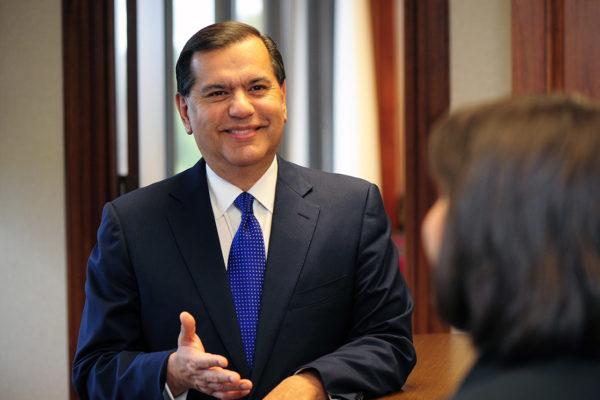 Ambassador Gaddi Vasquez