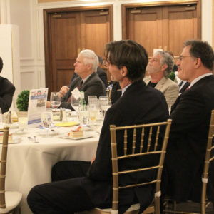 Dinner and Lecture Event with Stanford Professor Larry Diamond