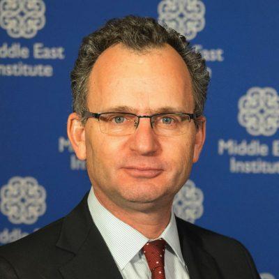 Dr. Paul Salem Ph.D. Harvard